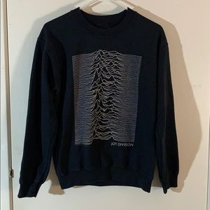 Urban Outfitters Joy Division Crew Neck